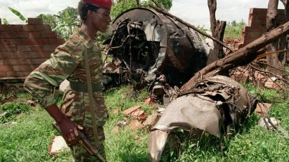 Neerschieten presidentieel vliegtuig zette genocide Rwanda in gang