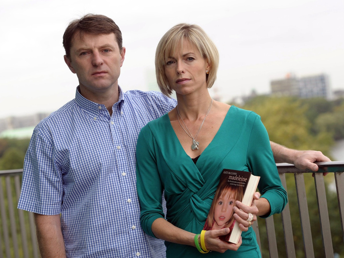 Gary en Kate McCann.