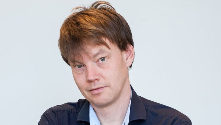 Jim Jansen. Beeld Mats van Soolingen