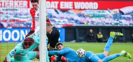 Samenvatting | Willem II krijgt er vijf om de oren en lijdt flinke nederlaag bij Feyenoord