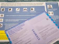 Speciale stemstraat in Winterswijk voor stemmen vanuit de auto