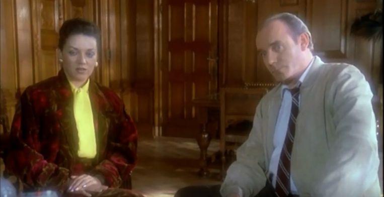 In 'Hector' speelde Aendenboom Achiel, de oom van weeskind Hector (vertolkt door Urbanus).