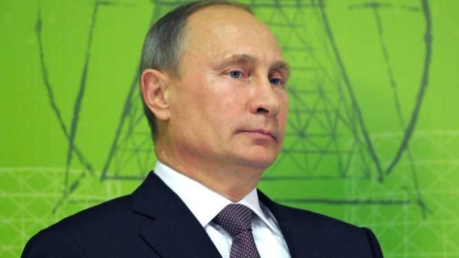 """Poetin: """"Opgepakte Greenpeace-activisten zijn geen piraten"""""""
