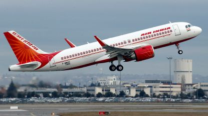 """Geplande privatisering Air India van tafel"""