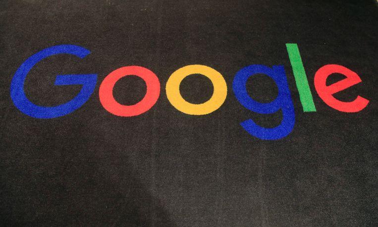 Google heeft zijn machtige positie op de markt voor onlineadvertenties misbruikt, concludeert de Autorité de la concurrence. De organisatie schat dat Google tussen de 90 à 100 procent van het marktaandeel van de advertenties bij zoekrobots bezit.  Beeld AP