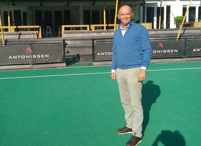 Christophe Denayer, vader van Red Lions-kapitein Felix, is sedert juni voorzitter van de Vlaamse Hockey Liga.