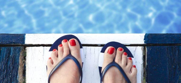 """Anne-Wil: """"Ik zag haar wankelen op de rand van het zwembad, toen viel ze langzaam achterover"""""""
