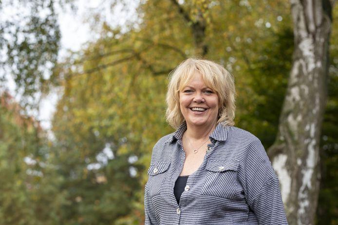 """Colette Koenhorst is powercoach in Boswinkel. """"We houden mensen bij de dokter vandaan door in te zetten op hun eigen kracht."""""""