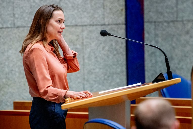 Bente Becker Beeld HH, ANP