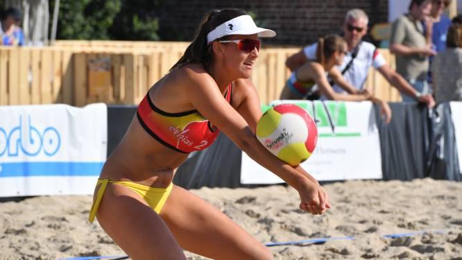 """Lisa Van den Vonder: """"Er zijn nog genoeg sterke concurrenten in het beachvolleybal bij de vrouwen"""""""