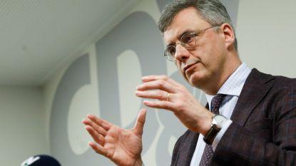 """Joachim Coens roept Vlamingen op om niet massaal de grens over te steken: """"Ook in Zeeland strijden ze nog tegen coronavirus"""""""