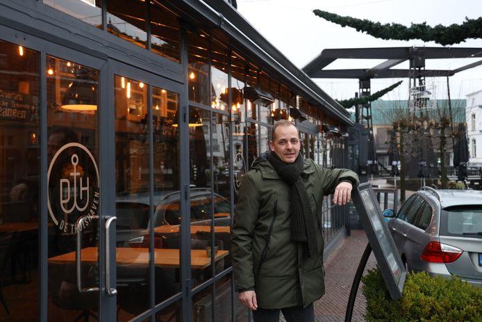 Rob Senders voor café-restaurant De Thuishaven in Helmond