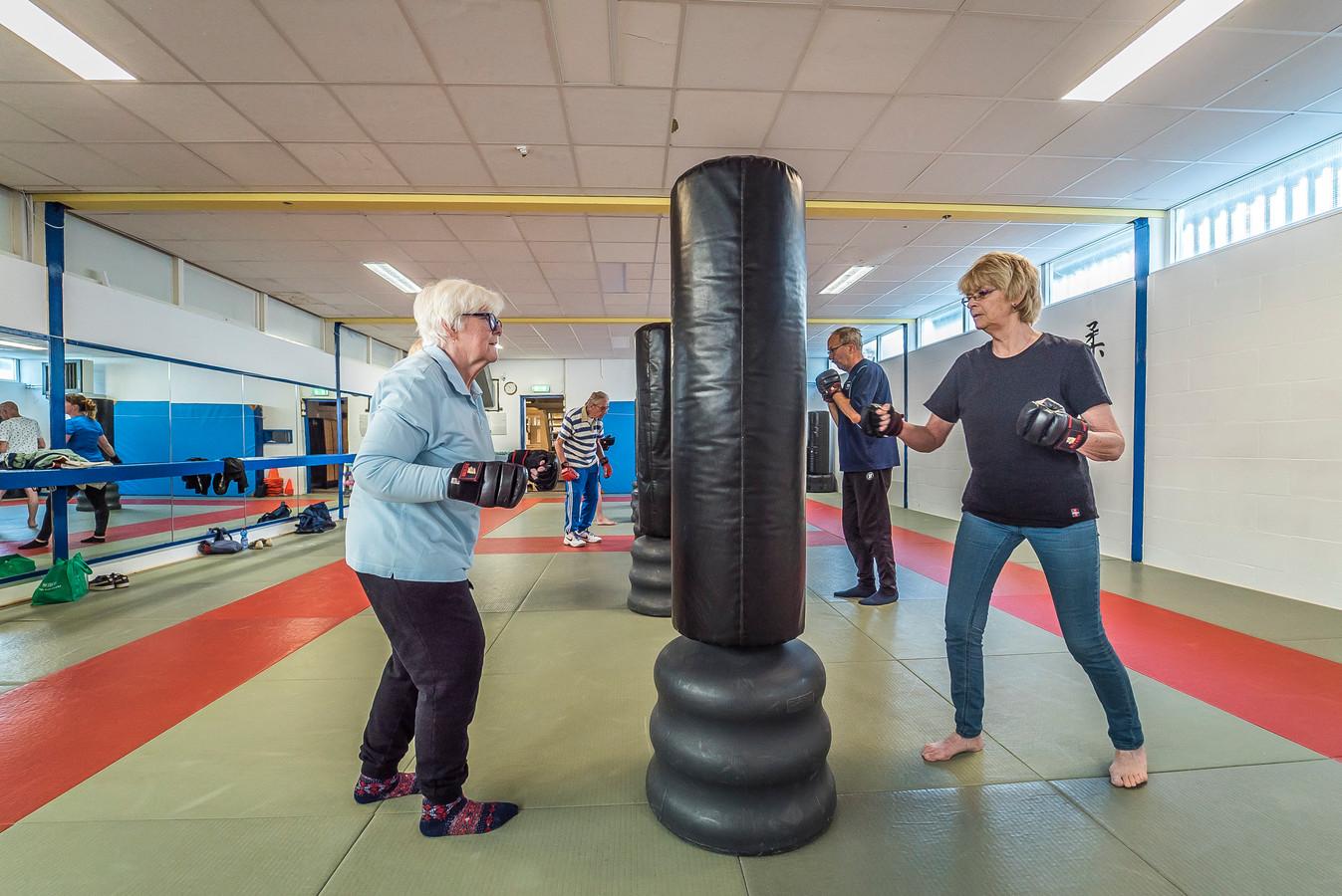 Sporten met Parkinson voor verbetering van de motoriek.