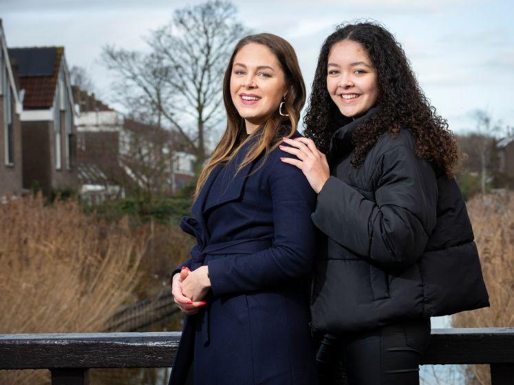 Femke beviel op haar zestiende, nu komt ze op voor tienermoeders: 'Familie schaamde zich voor mij'
