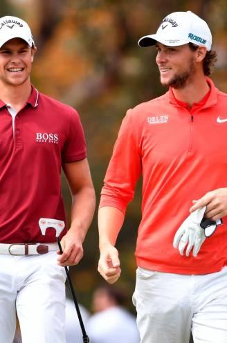 Officieel: Thomas Detry en Thomas Pieters mogen naar de Olympische Spelen