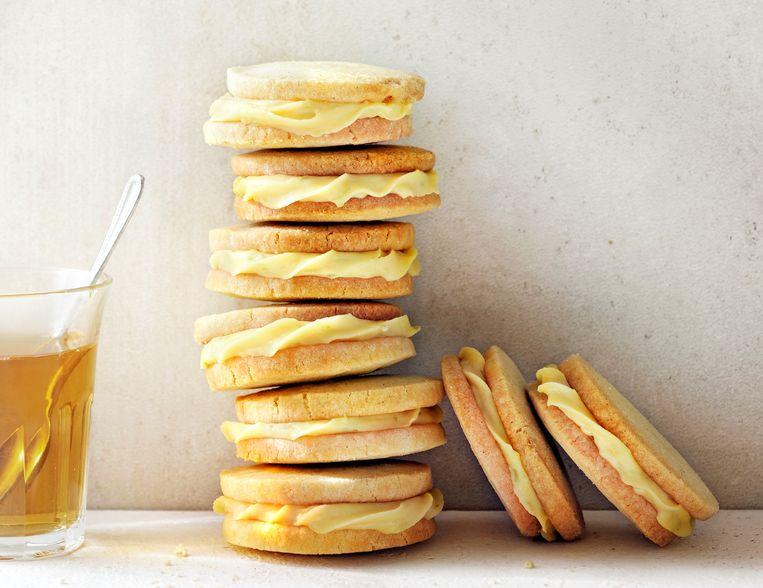 Shortbread cookies Beeld Eric van Lokven