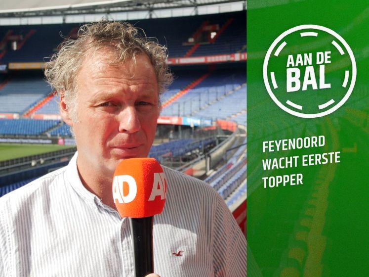 Mikos Gouka: 'Benieuwd of Slot anders gaat spelen tegen PSV'