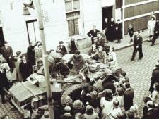 Herdenking bevrijding Helmond in Hortensiapark