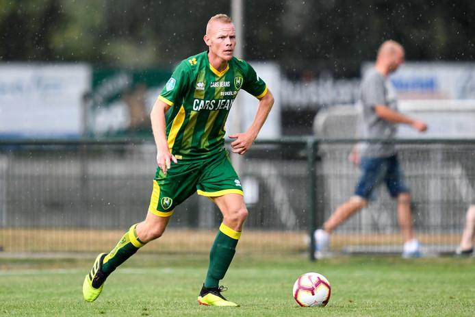 ADO-verdediger Tom Beugelsdijk.