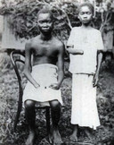 Britse en Amerikaanse kranten toonden begin 20ste eeuw al foto's van Congolezen die waren toegetakeld door het privéleger van Leopold.