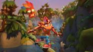 """De tagline van 'Crash Bandicoot 4' zegt het helemaal: """"It's About Time!"""""""