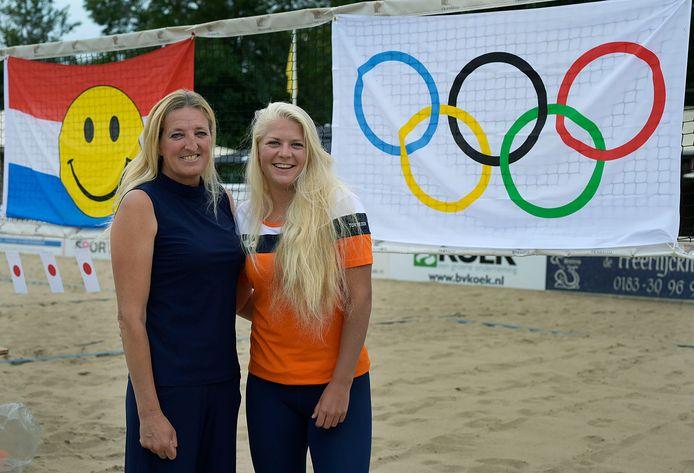 Raïsa Schoon zal in navolging van haar moeder Debora Schoon-Kadijk op de Olympische Spelen staan.