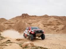 Zesde etappe Dakar Rally ingekort