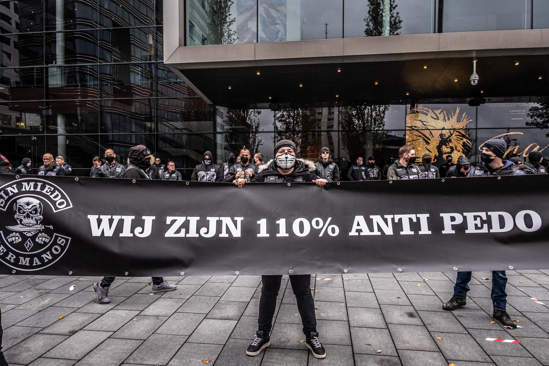 In Nederland zijn tientallen accounts actief die 'op jacht gaan' naar pedofielen. Beeld Joris van Gennip