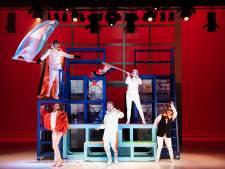 Musical Brugklas in Stadsschouwburg: met acteurs van de serie