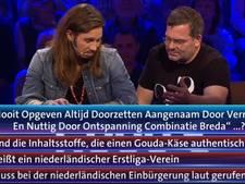 Afkorting NAC komt voorbij in Duitse televisiequiz