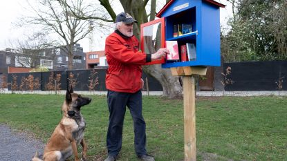 """Voor élke deelgemeente een boekenruilkastje: """"Ze zijn enorm populair"""""""
