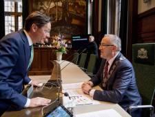 Leefbaar Rotterdam dreigt tegen herbenoeming Aboutaleb te stemmen