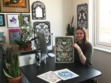 Wat begon als een hobby om creatief bezig te zijn, is nu Denise (29) haar eigen bedrijf geworden