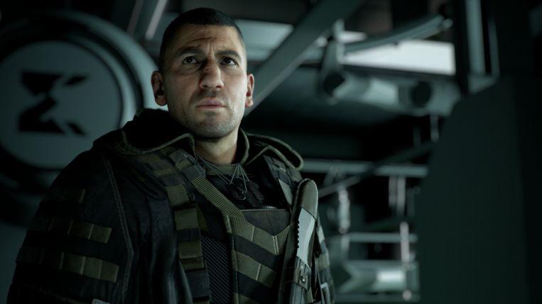 Acteur Jon Bernthal in Ghost Recon: Breakpoint Beeld Ubisoft