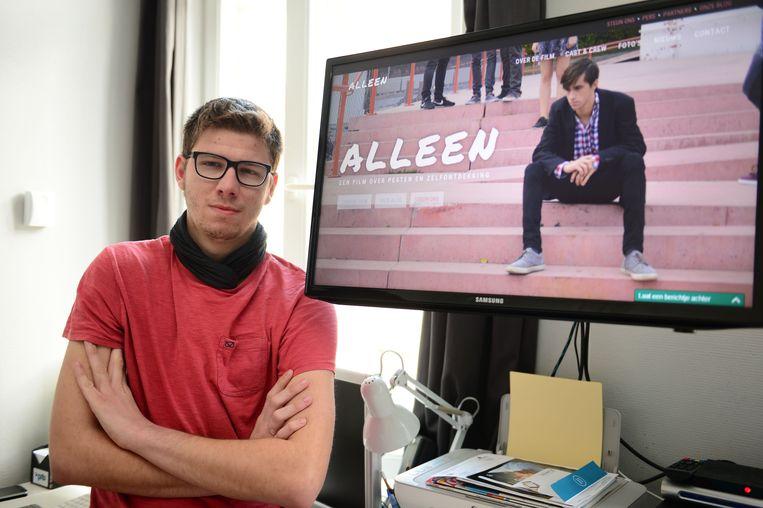 Jorrit Ferket maakte in 2016 al de film 'Alleen' over de problematiek pesten.