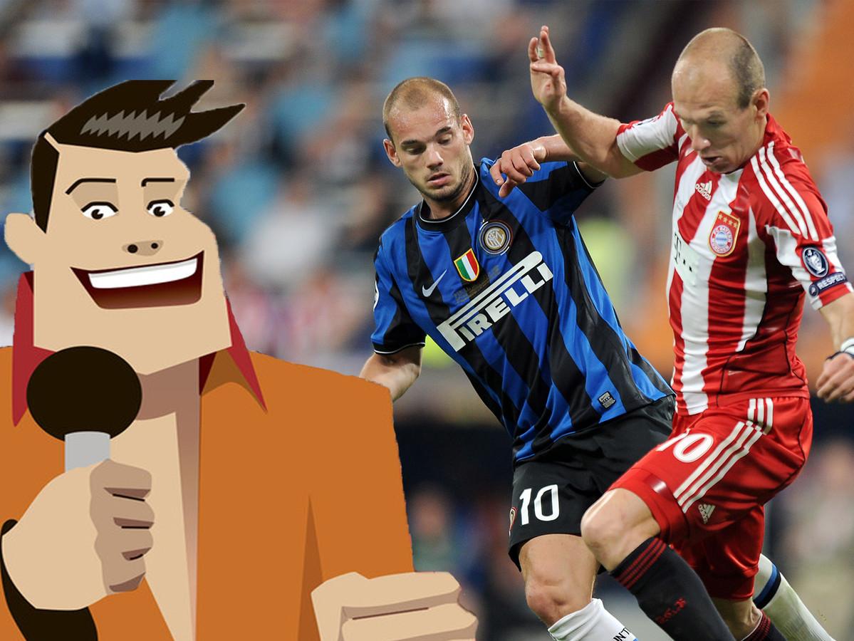 Wesley Sneijder Quiz