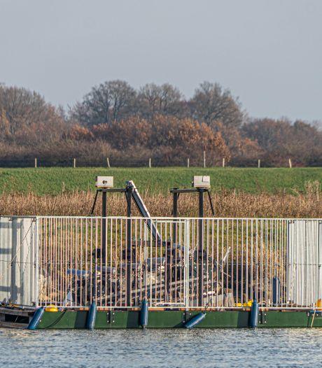 Stroom opwekken uit de stroming van de IJssel: proef in Zwolle is landelijke primeur