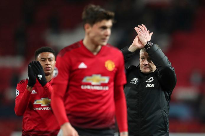 Voor Manchester United wacht volgende week dinsdag een zware opgave.