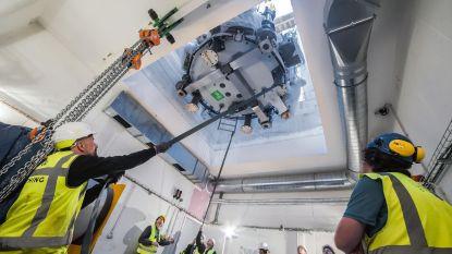 UZ Leuven plaatst deeltjesversnellers op Gasthuisberg