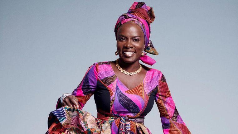Angélique Kidjo. Beeld ©The National, Arts & Culture