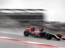 Verstappen vierde in spektakelrace Austin