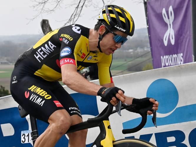 """Van Aert start mét ambitie in de Brabantse Pijl en de Amstel Gold Race: """"Wout is nog niet over zijn piek"""""""