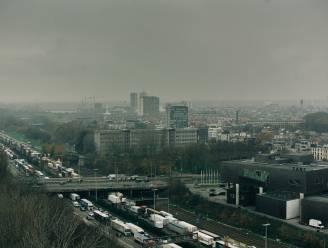 Zeer pittige ochtendspits door regen en gladde wegen: 250 km file op Vlaamse snelwegen