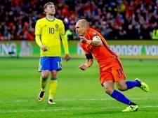 Oranje zegt Robben met terugwerkende kracht nog 'dank je wel'