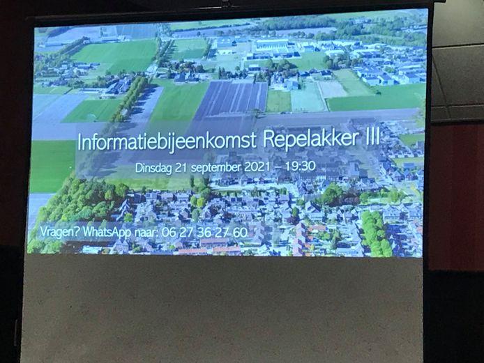 Plan Repelakker III in Zeeland