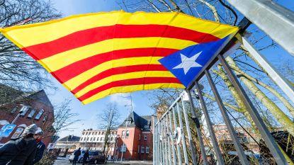 """Puigdemont twittert vanuit gevangenis """"dat hij niet zal opgeven"""""""