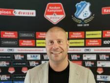 Olof van Gelder nieuwe commerciële manager zaalvoetballers FC Eindhoven