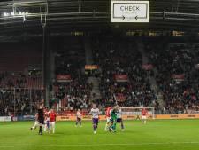 FC Utrecht - RKC biedt tweeëneenhalf uur spektakel, maar levert geen winnaar op