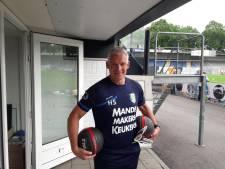 Hans Segers keert terug als keeperstrainer bij FC Eindhoven