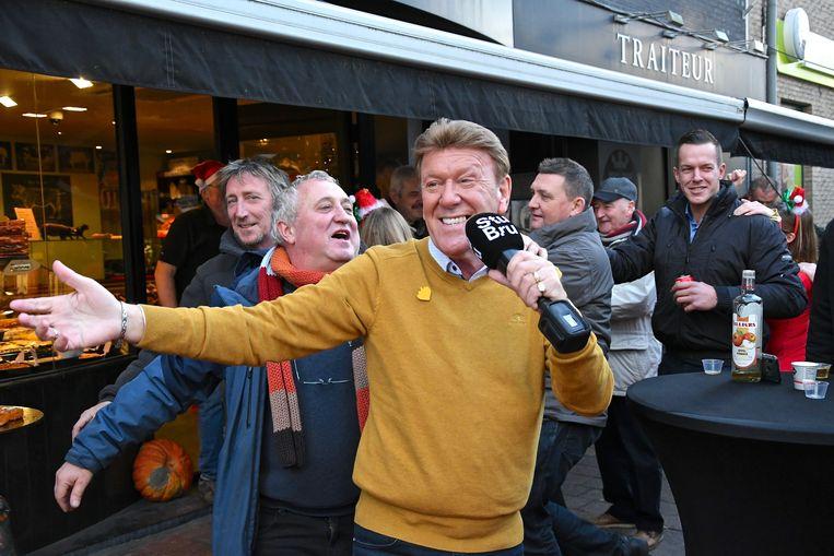 Danny Fabry dook op voor Keursslager Vermeersch-Vermeulen en zette de straat op z'n kop.